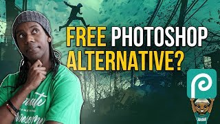 Best FREE Photoshop Alternative You've NEVER Heard Of???