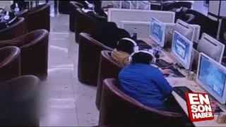 19 saat bilgisayar oyunu oynayan genç öldü İZLE!