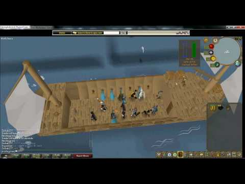 Runescape – Fishing Trawler!! Guide-commentery