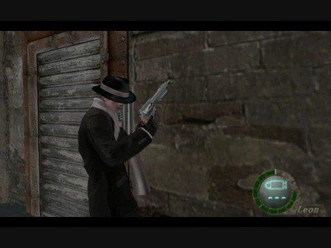 Resident Evil 4 armas infinitas
