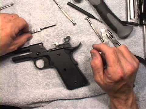 Colt / Umarex 22 Disassembly (4 of 4)