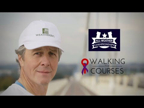 Walking The Courses: Official Charity Partner of the AW Championships 2015-16