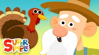 Old MacDonald Had A Farm (2018) | Nursery Rhymes | Super Simple Songs