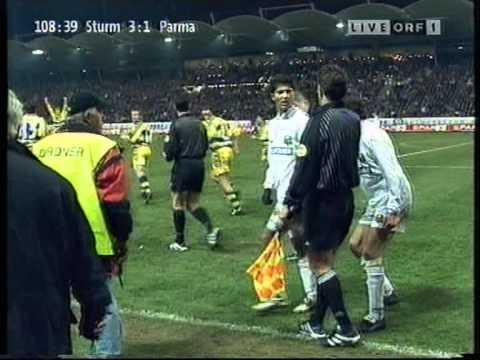 Sturm - Parma SKANDALSPIEL