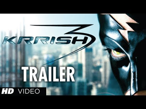 krrish 3 Trailer Official | Hrithik Roshan, Priyanka Chopra, Vivek Oberoi video