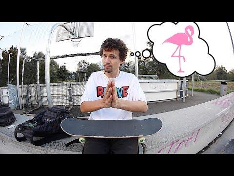 Tony Hawk Special Tricks In Real Life EP7 | Flamingo