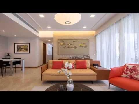 Modern Homes Design Elegant Contemporary Apartment In Singapore