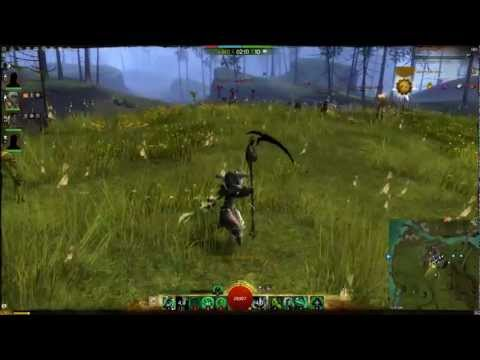 Guild Wars 2 - Level 80 Condition Necromancer [KGB] Zombie Lord - Late Night WvWvW