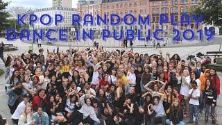 KPOP RANDOM PLAY DANCE IN PUBLIC 2019, COPENHAGEN, DENMARK | CODE9 DANCE CREW