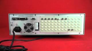 JDS Uniphase SC2E20082+22BQ000FP 2X8 Fiber Optics Switch, For Sale