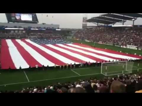 Colorado Rapids vs. Vancouver Whitecaps 4th of July 2012