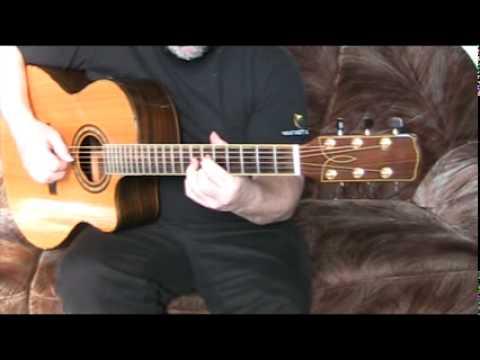 John's tune (John Renbourn) cover by Jkater