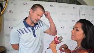 Bailey Chase at the 15th Annual Emmys Golf Classic #EmmysClassic