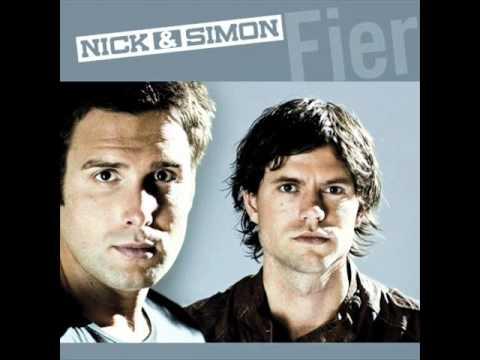 Nick & Simon - Blind Voor Mijn Ogen (+ Songtekst Bij Beschrijving)