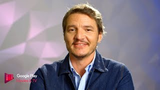 Google Play Exclusive: Pedro Pascal for Hispanic Heritage Month