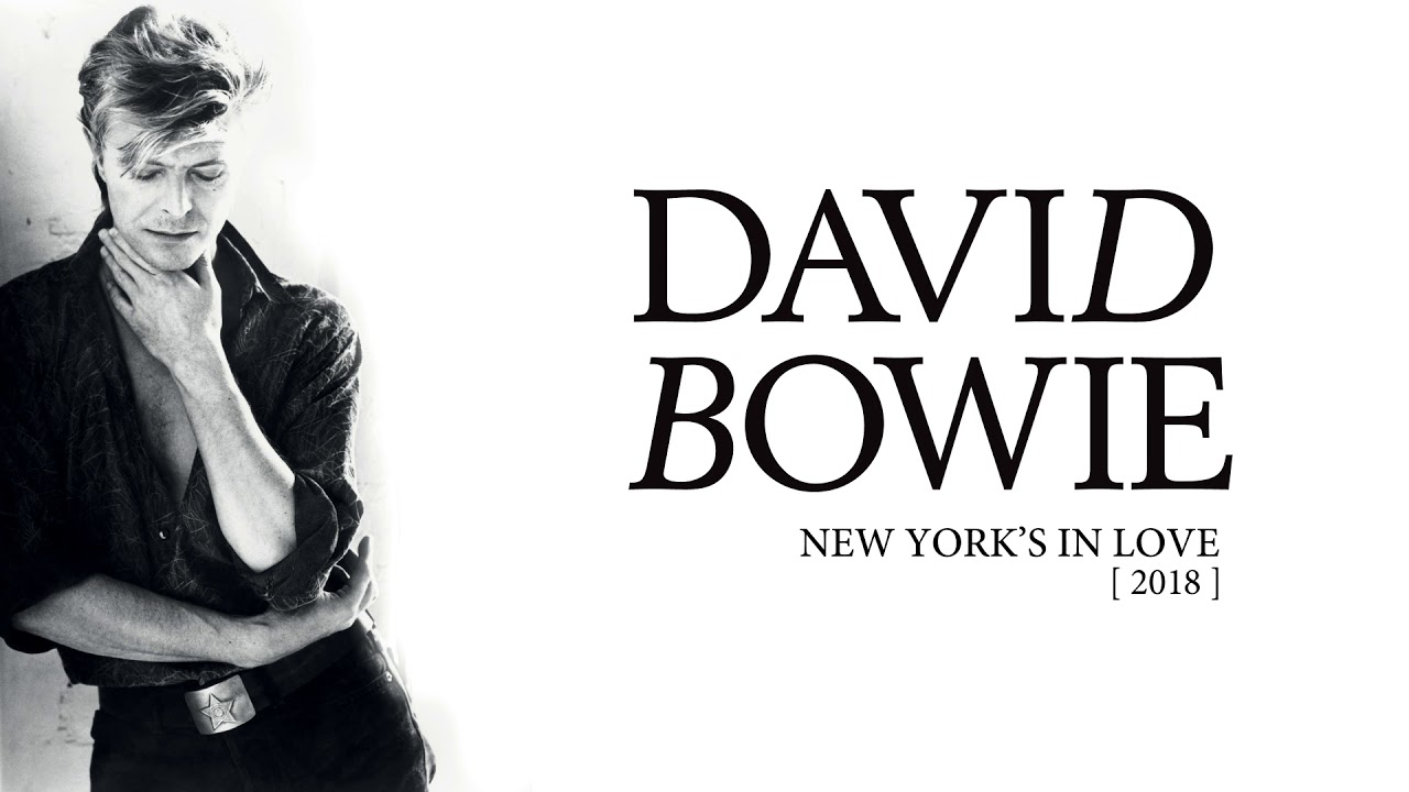 "David Bowie - ""New York's In Love (2018)""など3曲の試聴音源を公開 新譜「Loving the Alien (1983 - 1988)」11CD、15LP(アナログ盤)によるボックスセット 2018年10月12日発売 thm Music info Clip"