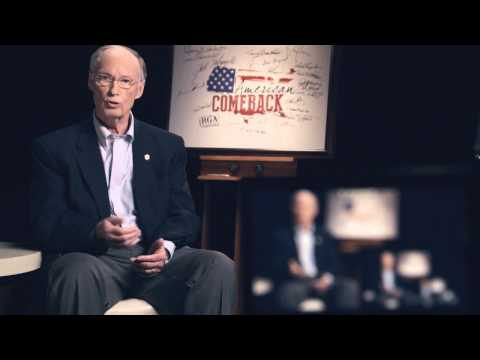 American Comeback - Alabama Gov. Robert Bentley