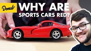 Why Are Sports Cars Red?   WheelHouse