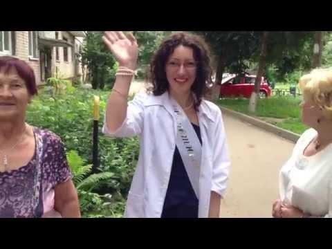 22.06.13г. Г. Дедовск московской области, выкуп невесты.www