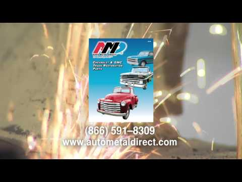Auto Metal Direct TV Commercial 09-16-14