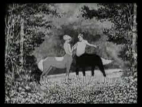 Thumbnail of video 'The Centaurs' - Winsor McCay (1921)
