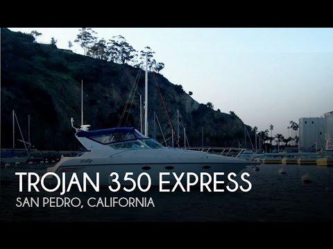 [SOLD] Used 1996 Trojan 350 Express in San Pedro, California