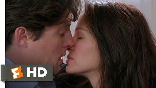 Notting Hill (3/10) Movie CLIP - A Spontaneous Kiss (1999) HD