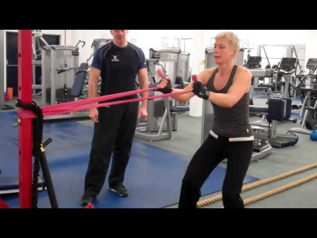 Energy Gym Edinburgh - Grab & Go Workout - February 2012