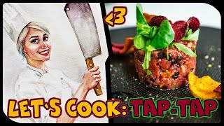✿ LET`S COOK ✿ Тар-Тар по-итальянски ♥