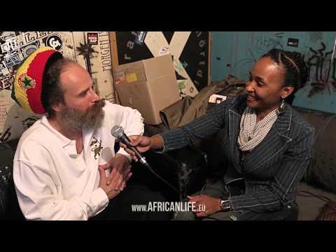 Uwe Banton, 17.11.2013, Fluc, Vienna, Videointerview