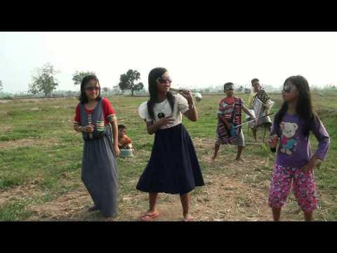 JOGET MAHABARATA JUNIOR Versi Anak-Anak ketapang kalbar