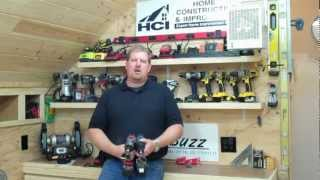 Milwaukee 18V Vs Makita 18V - Brushless Hammer Drill Test