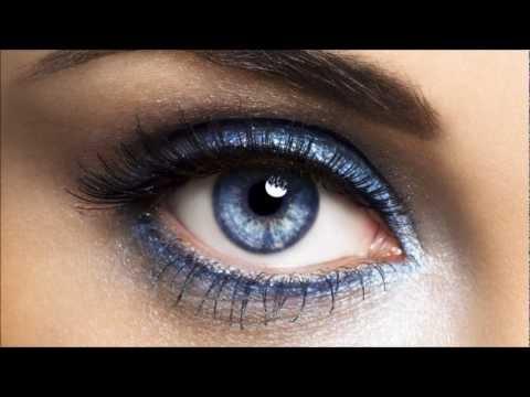 Mensajes Subliminales para Modificar el ADN Cambiar Color de Ojos a Azul (Audio Nuevo)