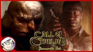 MISTERIO EN INNSMOUTH! ► Call of Cthulhu: Dark Corners of the Earth │ Halloween 2018