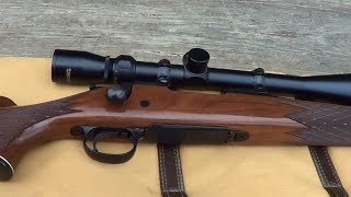 Remington 700 BDL .17 Remington Centerfire