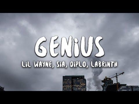 Download Lagu  LSD - Genius ft. Lil Wayne, Sia, Diplo, Labrinth s Mp3 Free