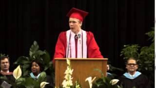 Funny, Inspirational Valedictorian Speech