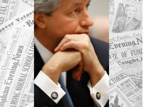 Meet Jamie Dimon, CEO of JP Morgan Chase