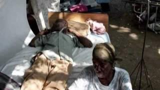 Sterreichische Rotkreuz-hilfe I Haiti