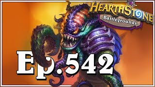 Funny And Lucky Moments - Hearthstone Battlegrounds Special - Ep. 542