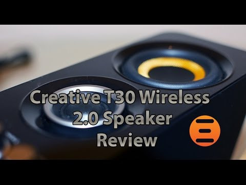 Creative T30 Wireless 2.0 Speaker Review - Top Class Speakers