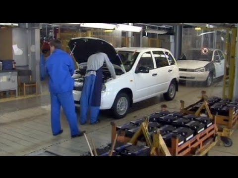 Renault-Nissan vai controlar a russa AvtoVaz