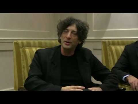 Neil Gaiman's Advice to Aspiring Artists