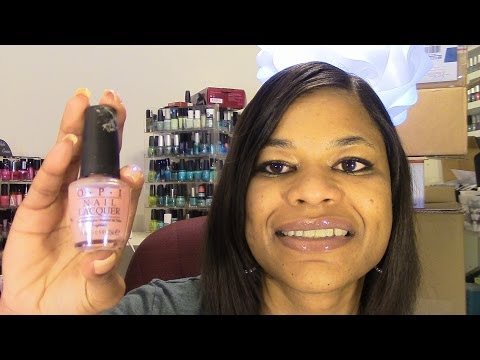 Polish Review - Rosy Future by OPI