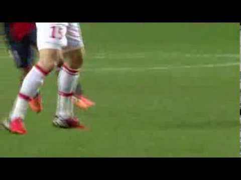 Dimitar Berbatov (Debut) vs PSG individual highlights 09/02/2014 HD