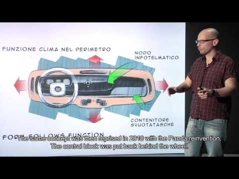 Fiat Chrysler ACEA - Design e Mobilità del Futuro