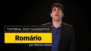 Marcelo Adnet imita Romário