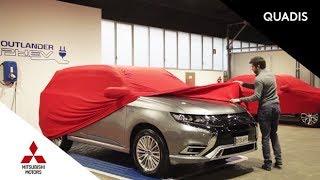 Mitsubishi Outlander PHEV | Prueba / Test / video en español | quadis.es