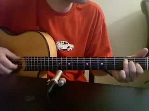 Beatles - All My Loving (Arranged For One Guitar)