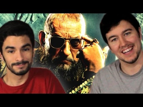 Why We Loved The Mandarin In Iron Man 3